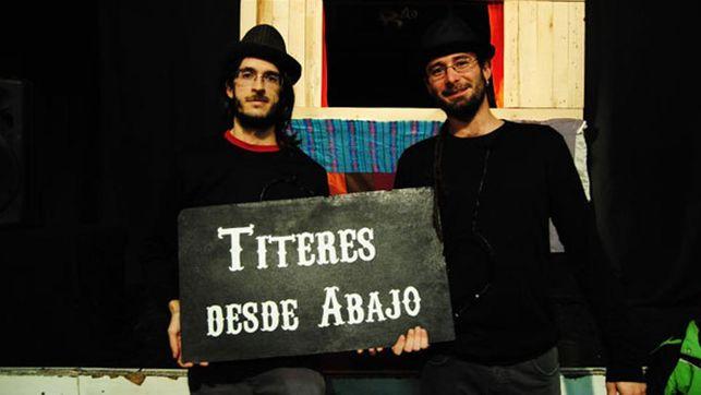 Integrantes 'Títeres desde Abajo'