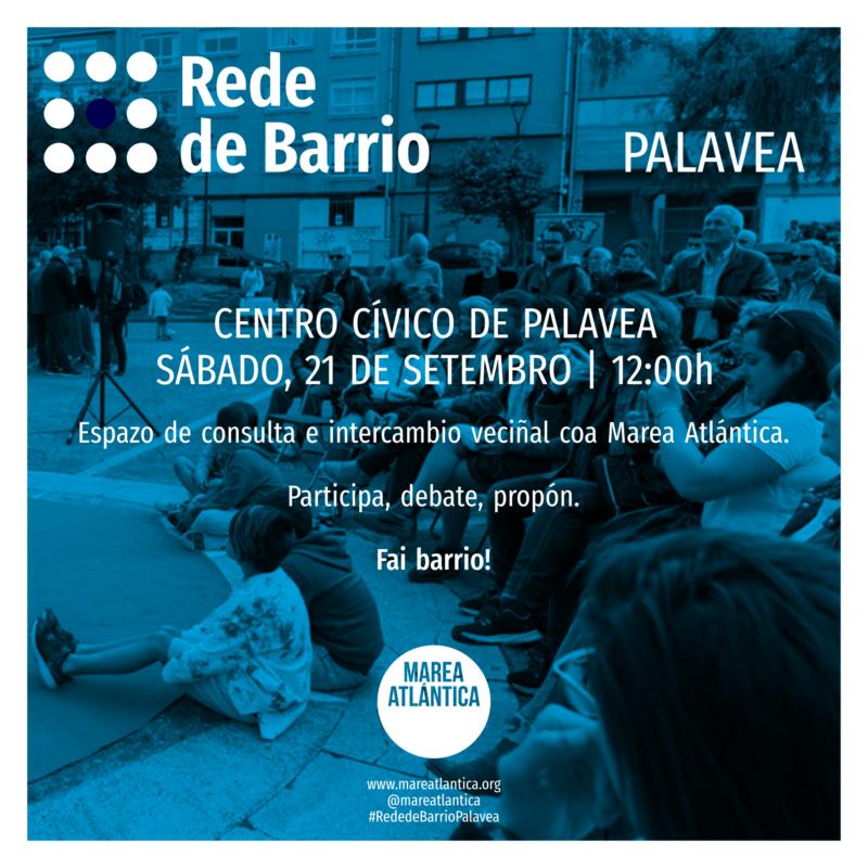 Rede de Barrio | Palavea