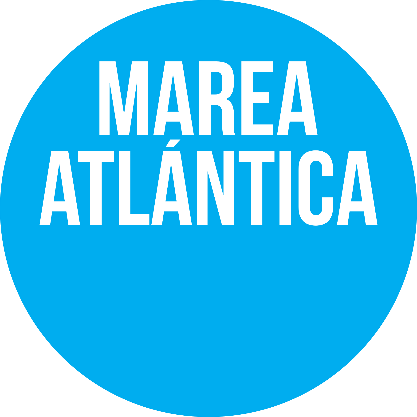 Marea Atlántica Logo