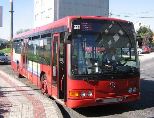 No bus urbano: menos aforo e máis frecuencias