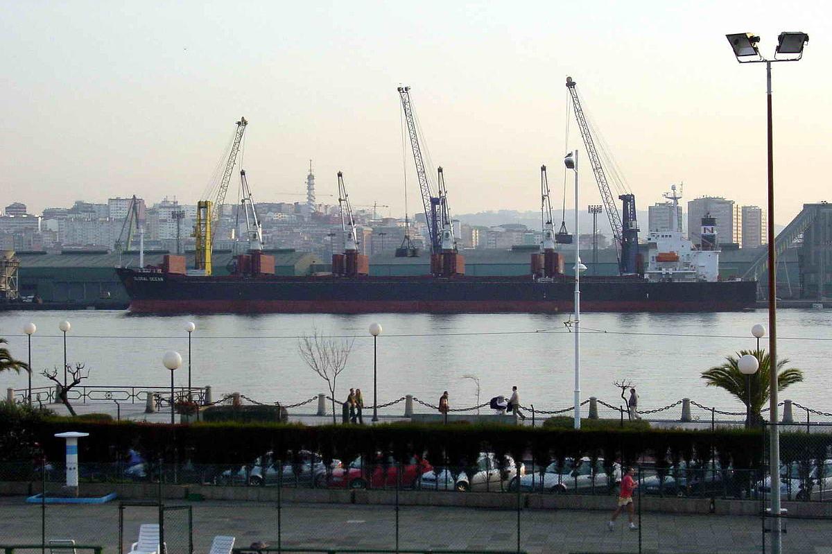 Porto da Coruña